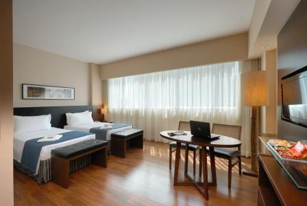 Imagem ilustrativa do hotel GOLDEN TULIP PORTO VITORIA