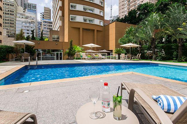 Imagem ilustrativa do hotel TRANSAMERICA PRIME INTERNATIONAL PLAZA (PAULISTA)