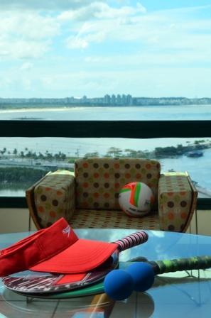 Imagem ilustrativa do hotel COMFORT SUITES VITORIA